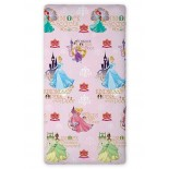 Drap housse Princesses Doors Disney