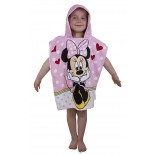 Cape de bain / Poncho Minnie Disney