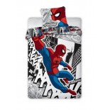 Parure de lit Spiderman Yeah Marvel