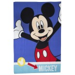 Plaid Couverture Mickey Smile Disney