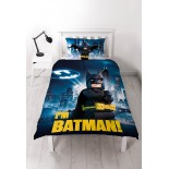 Parure de lit Lego Batman Movie