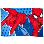 Plaid polaire Spiderman Marvel