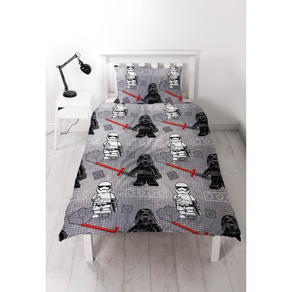 parure de lit lego star wars seven 1001 nuits enchant es. Black Bedroom Furniture Sets. Home Design Ideas
