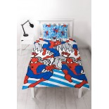 parure de lit spiderman reversible