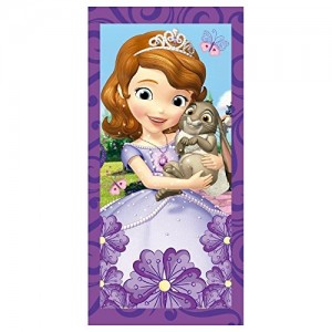Drap de plage Disney Sofia The First