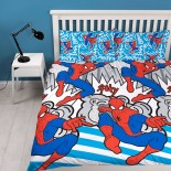 Spiderman Marvel - Parure de lit double