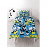 Batman DC Hero - Parure de lit