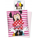 Minnie Mouse Disney - Parure de lit LOL