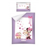 Minnie Mouse Disney - Parure de lit bébé Doll
