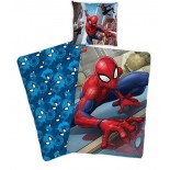 Parure de lit Spiderman City Marvel