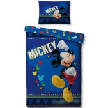 Parure de lit Mickey Mouse Cool Disney