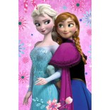 Plaid Couverture Reine des Neiges Elsa Disney