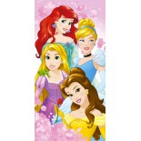 Serviette de bain Princesses Disney