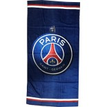 PSG - Paris St Germain Football - Serviette de Bain Coton - Drap de Plage