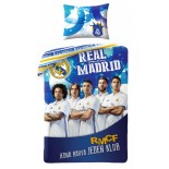 Parure de lit Football Real Madrid Ronaldo