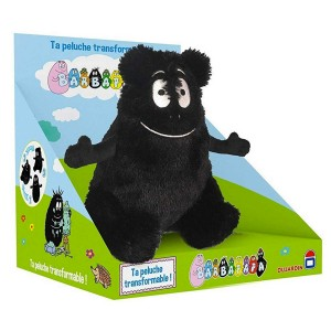 Peluche Barbabouille Transformable