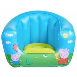 Peppa Pig - Fauteuil Enfant Gonflable George Pig - Chaise Minot
